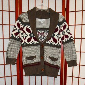 Love by Design Button-up Cardigan Sweater